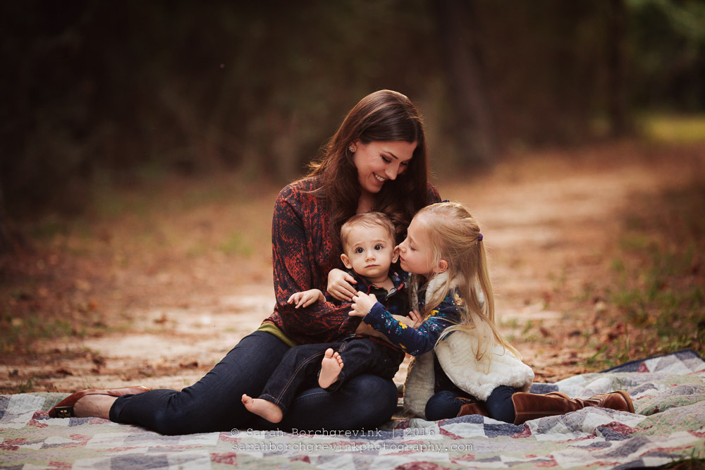Sweet Family Photography in Houston