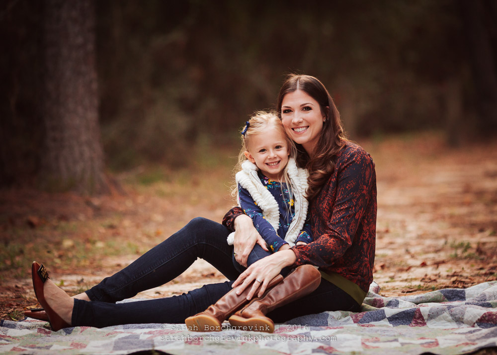 camera settings for family portraits
