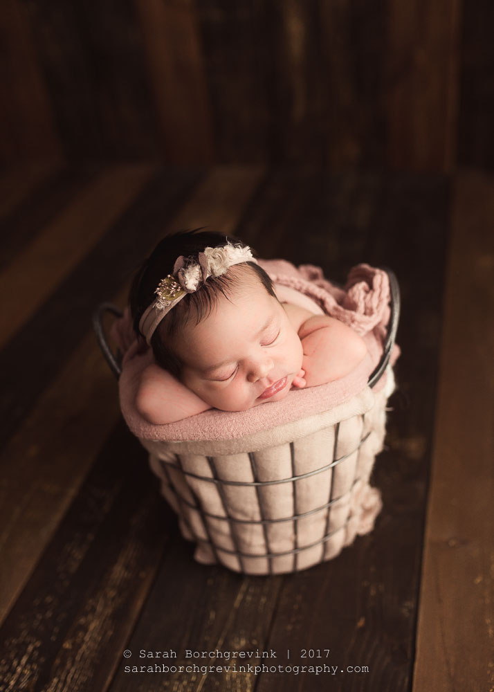 West Houston Newborn Photographer