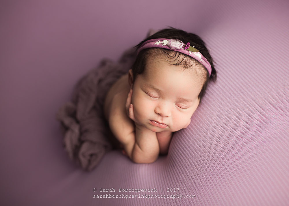 Newborn Photography Bean Bag