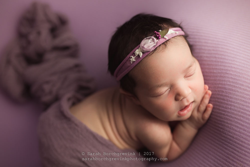 Newborn Baby Studio Photography