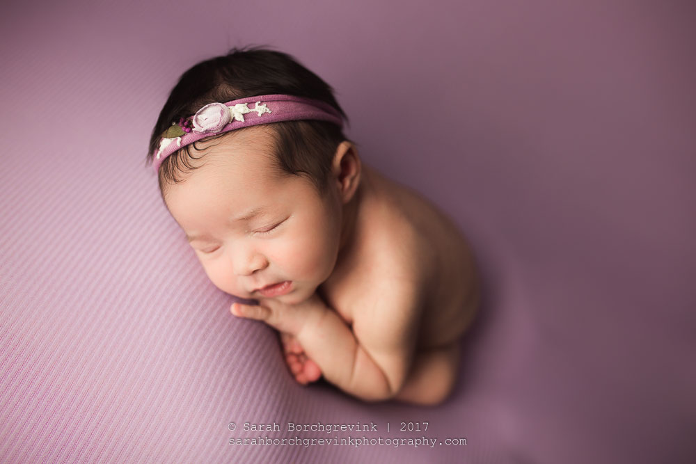 Best Newborn Baby Portraits Houston