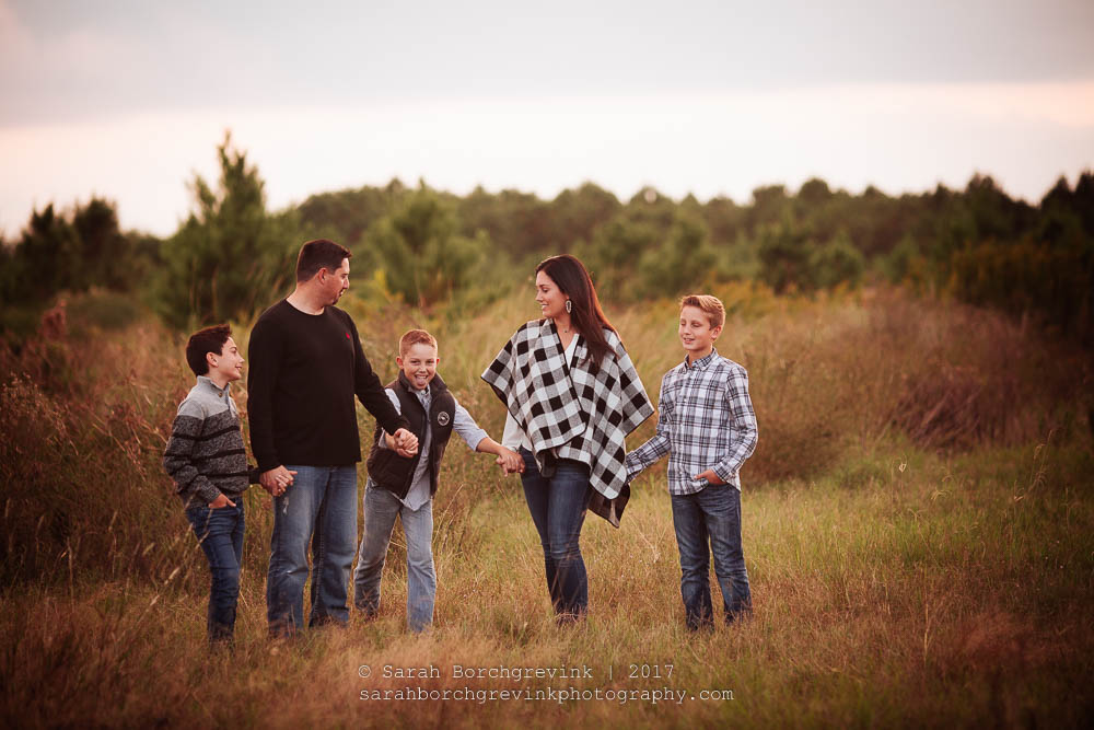 Natural and Candid Family Photography