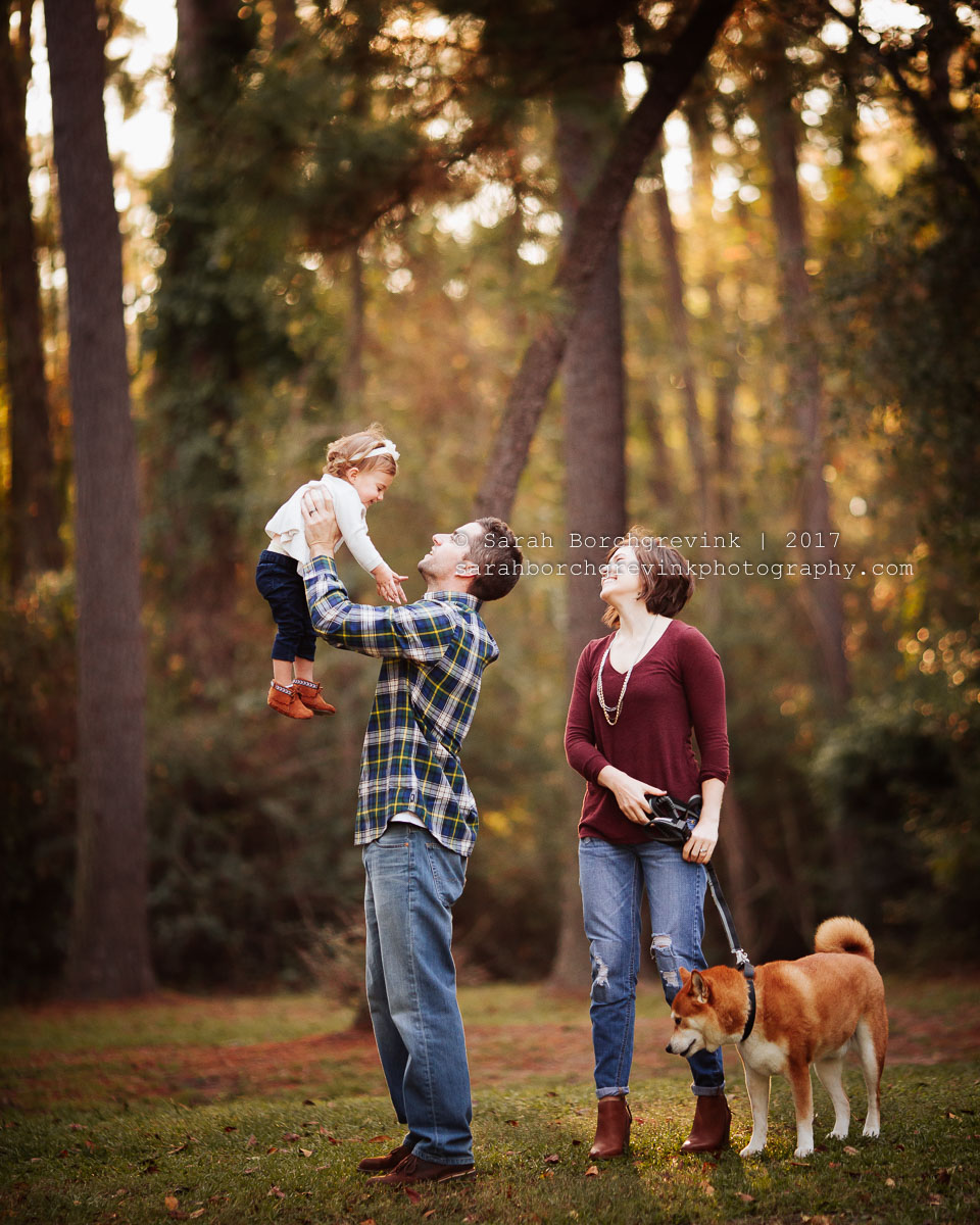 Best Houston Family Photography