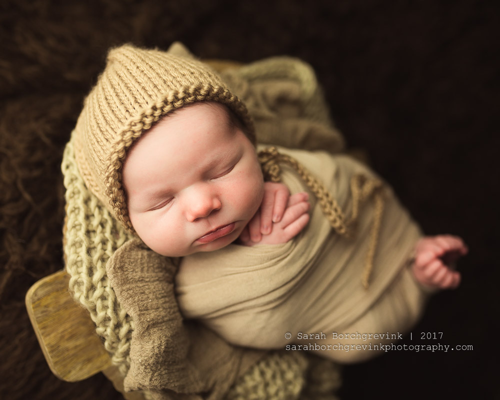 Sarah Borchgrevink: Houston Newborn Photographer