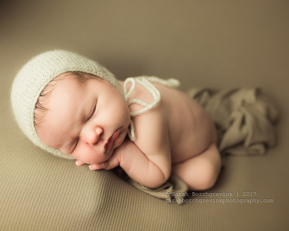 sweet and natural newborn photography