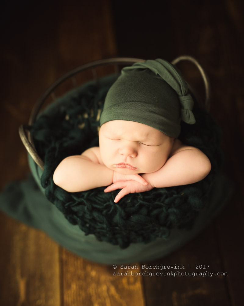 gorgeous newborn photography in houston