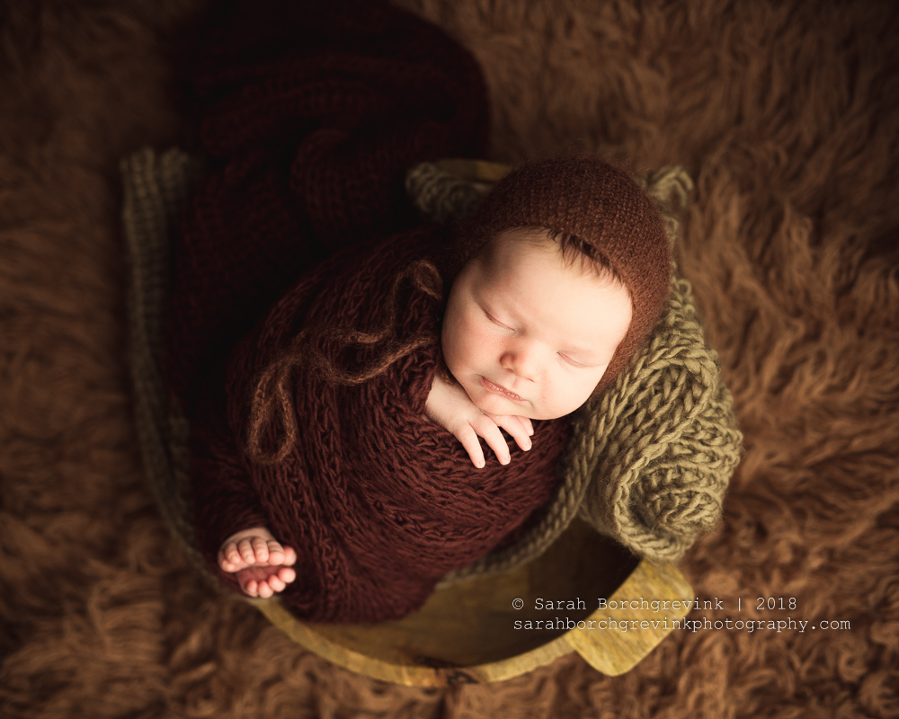 Baby Photography Wrapping Styles | Tootsie