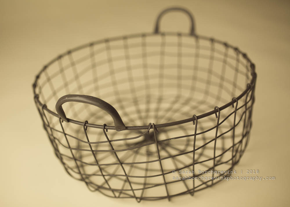 Newborn Photography Prop Baskets