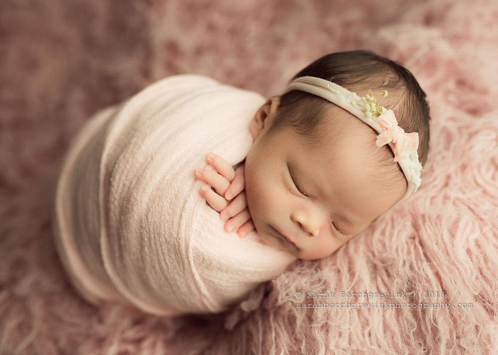 potato wrap newborn