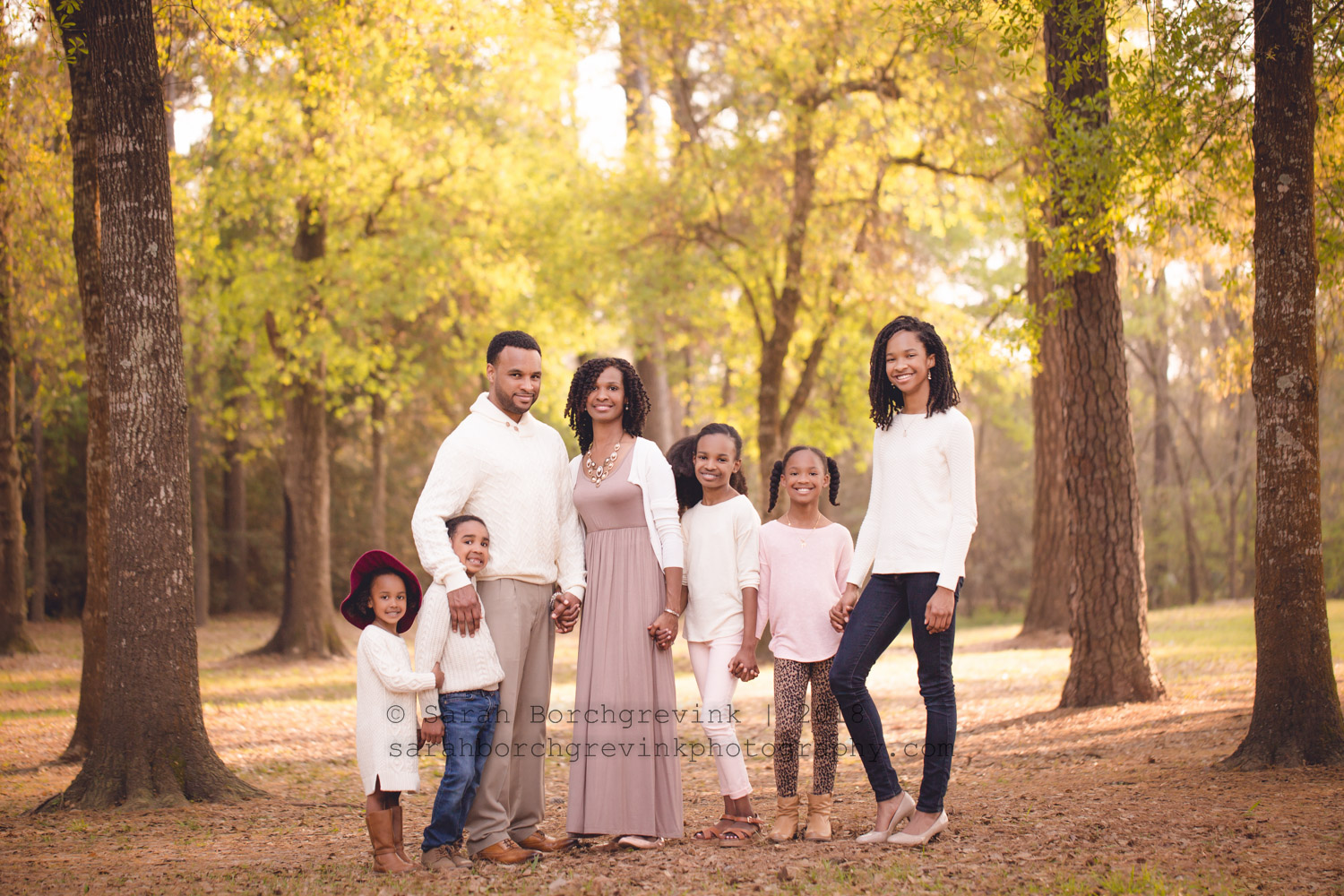 what to wear for a family photo shoot outside