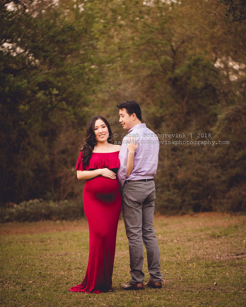 maternity photography katy tx