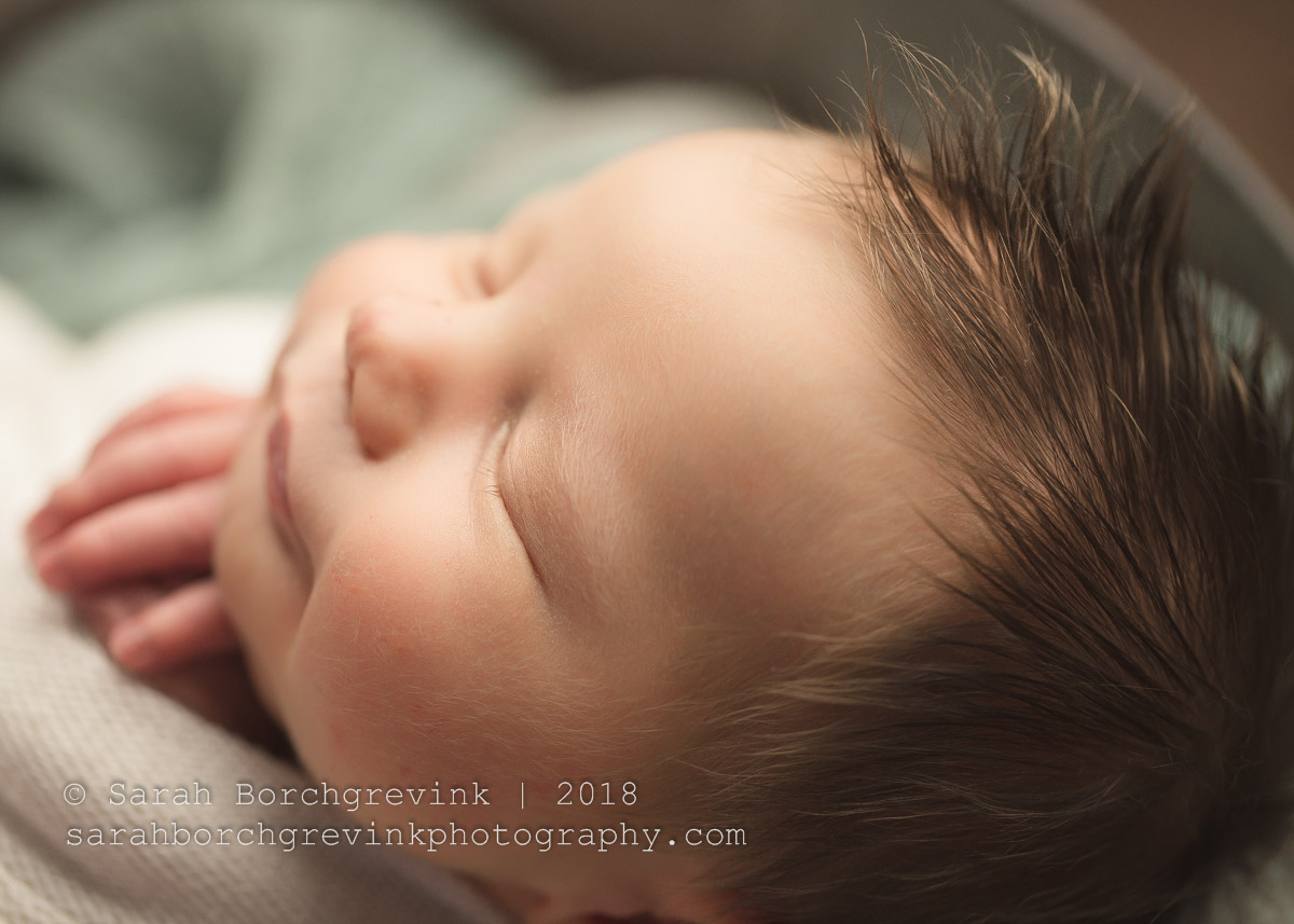 newborn macro features
