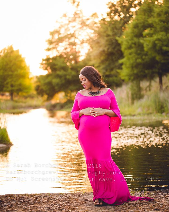 pregnancy portraits houston