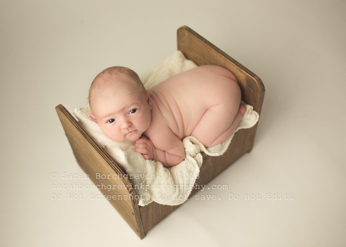 natural newborn props