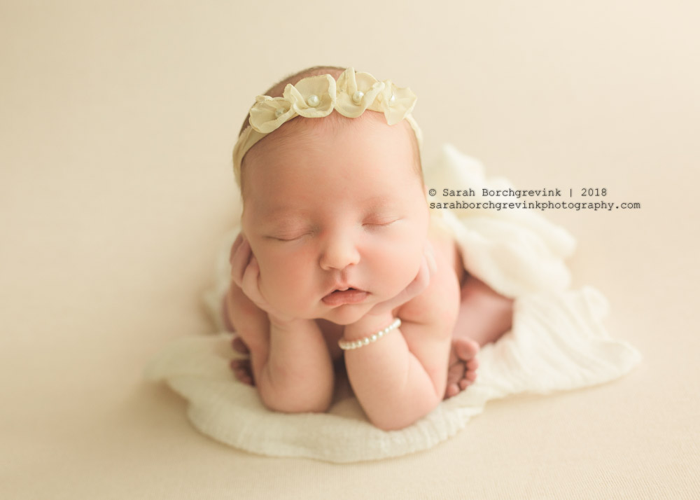 nude newborn color ideas