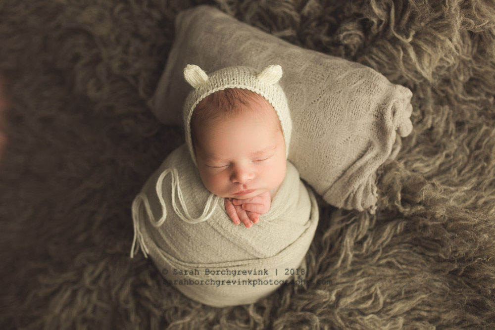 ideas for props baby portraits
