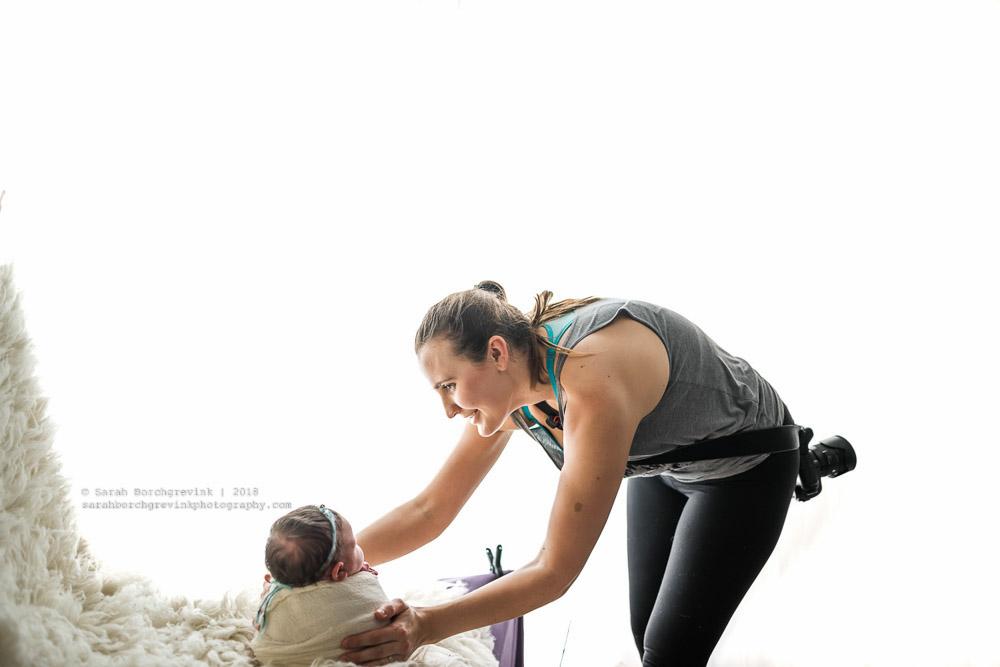 newborn photo studio houston