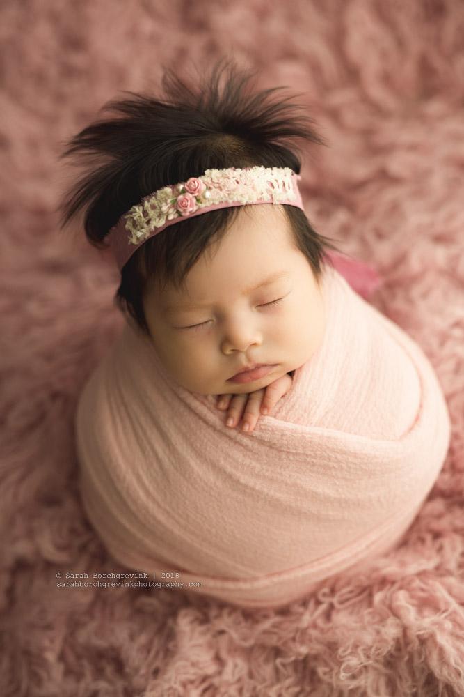 older newborn images