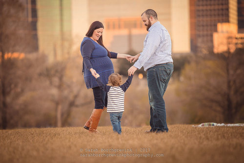Outdoor Family Photography Houston