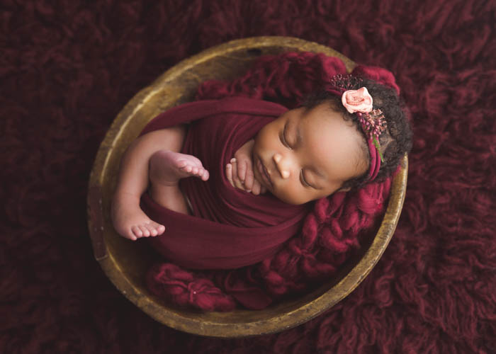 Best Houston Newborn Photography