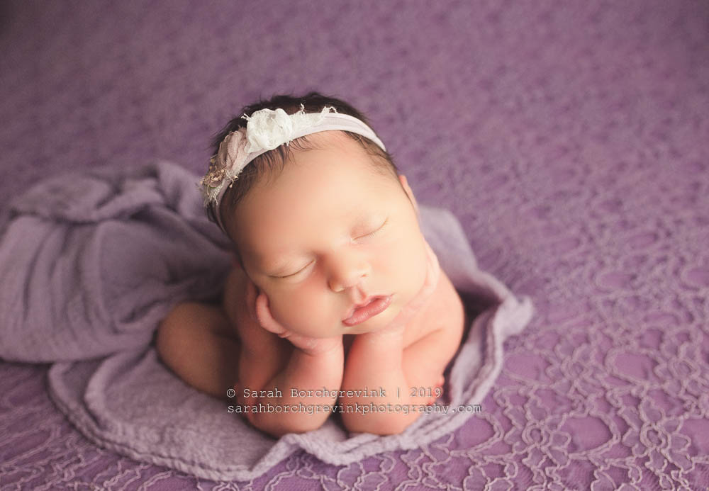Ideas For Baby S First Photos Newborn Girl Styling Through Dainty Accessories