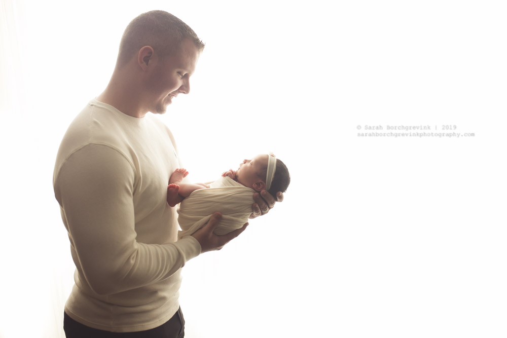 Houston newborn photo studio