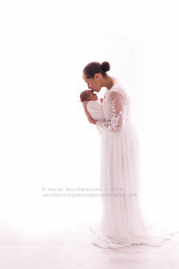Wardrobe for Newborn Photos