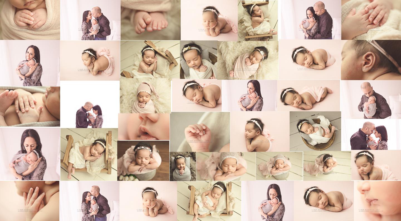 Houston Newborn Photography Pricing