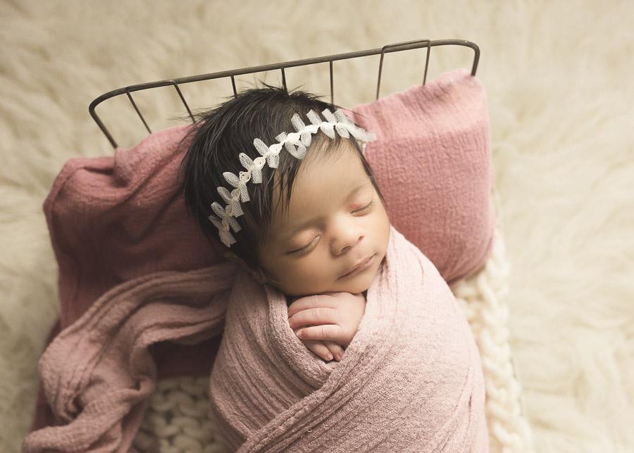 Cypress TX Newborn Portraits