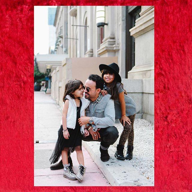 Happy Fathers Day #Smiley #Joey 📸: @amanda_julca