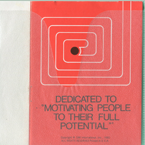 "A.S. Dedicated to ""Motivating People To their Full Potential"""