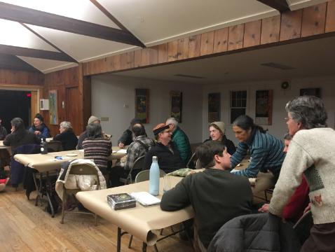 Marbletown Community Center Stoneridge,NY