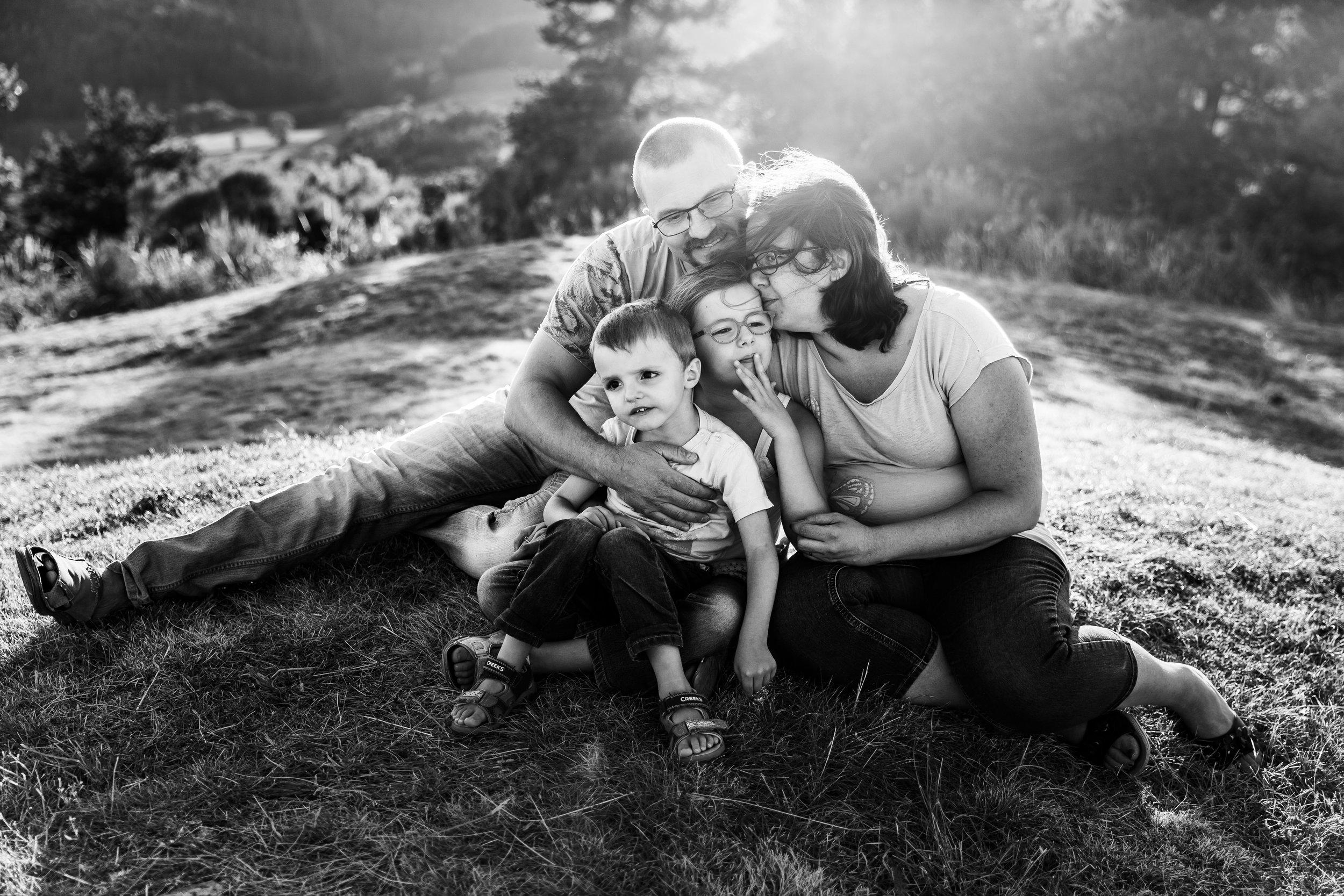 cadeau séance photo famille