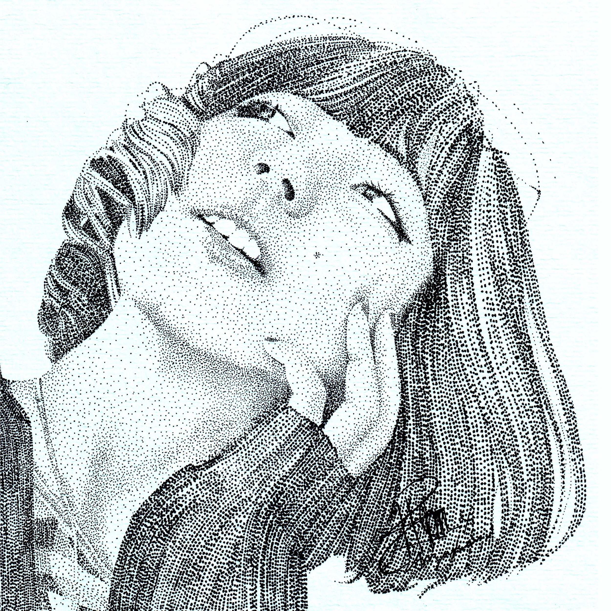 claradevi illustration girl art