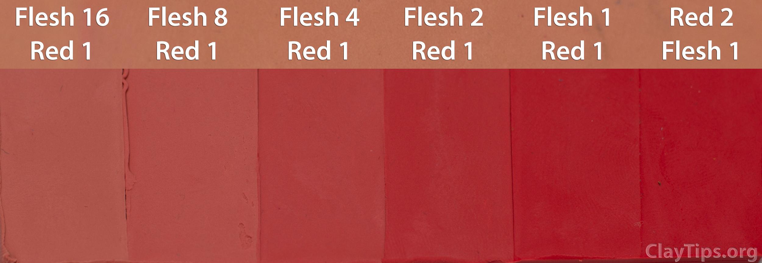 Flesh and Red Plasticine