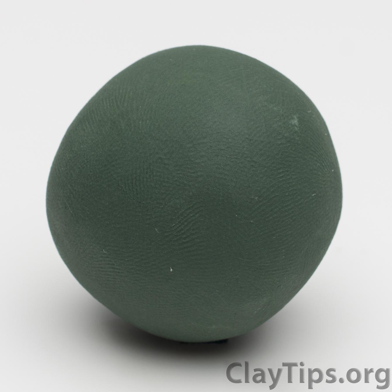 Dark Green Van Aken Plastalina
