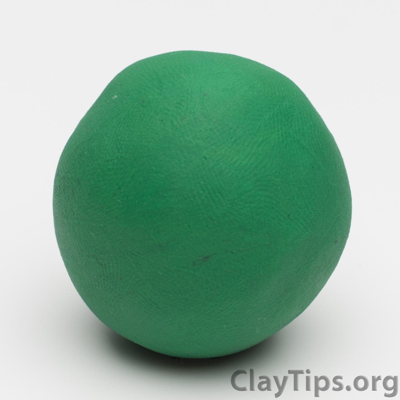 Green Van Aken Plastalina