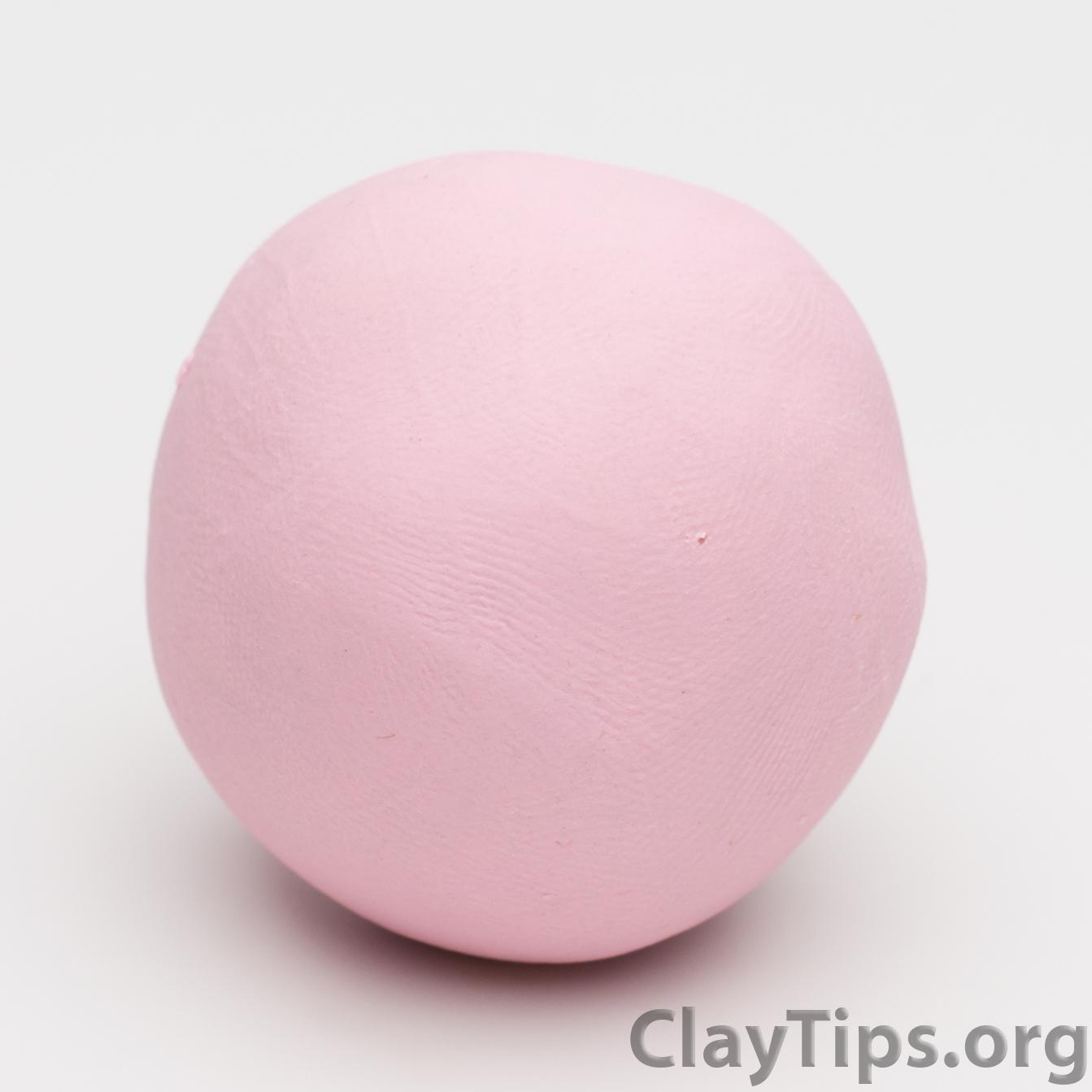 Pastel Pink Van Aken Plastalina