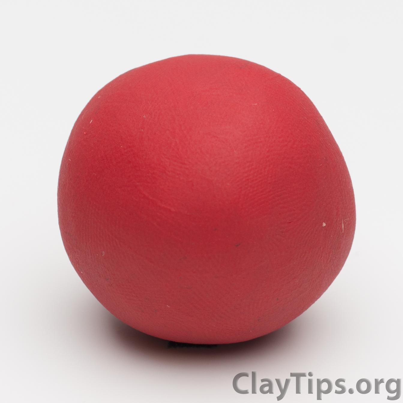 Red  Van Aken Plastalina
