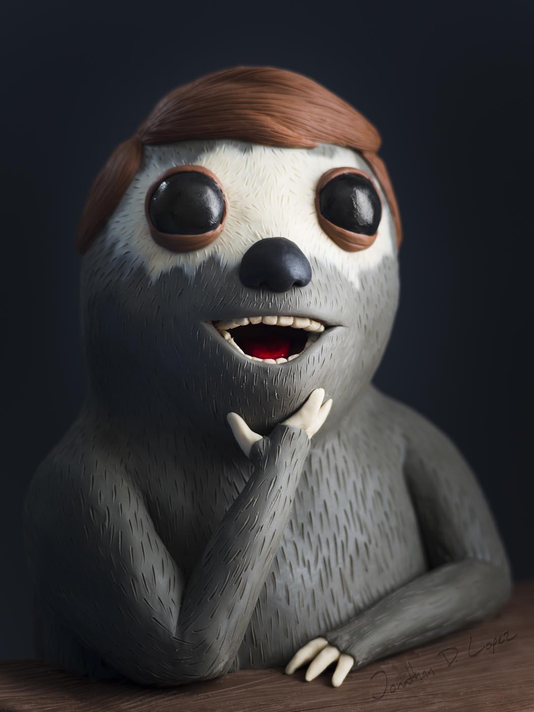Simon the Sloth