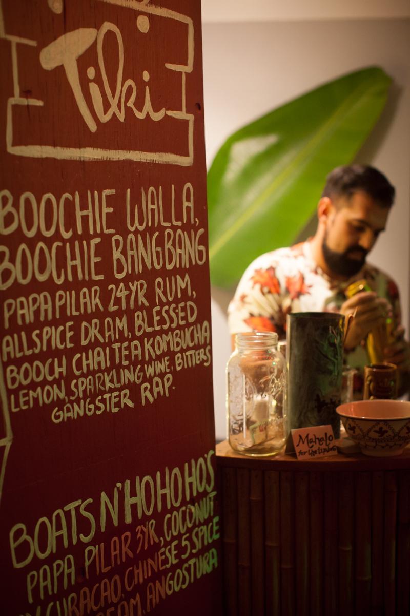 Tiki Rum Drinks