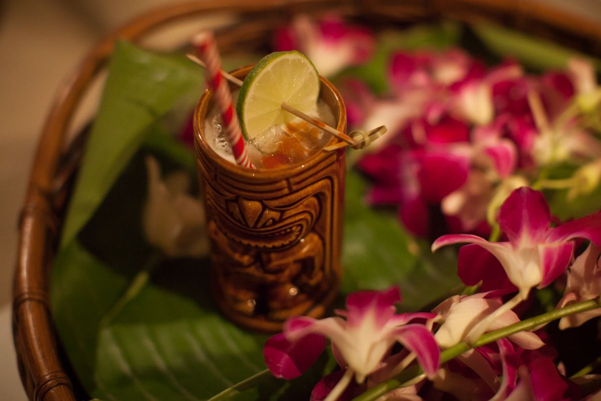Tiki Drinks at SOURCED.