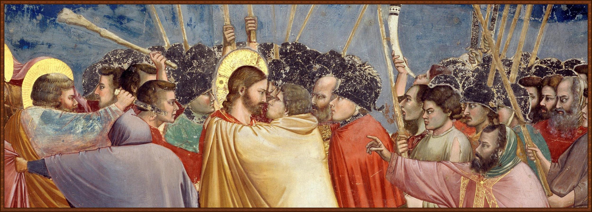 GiottoKissOfJudasFramed.jpg