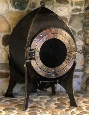 Bathysphere stove