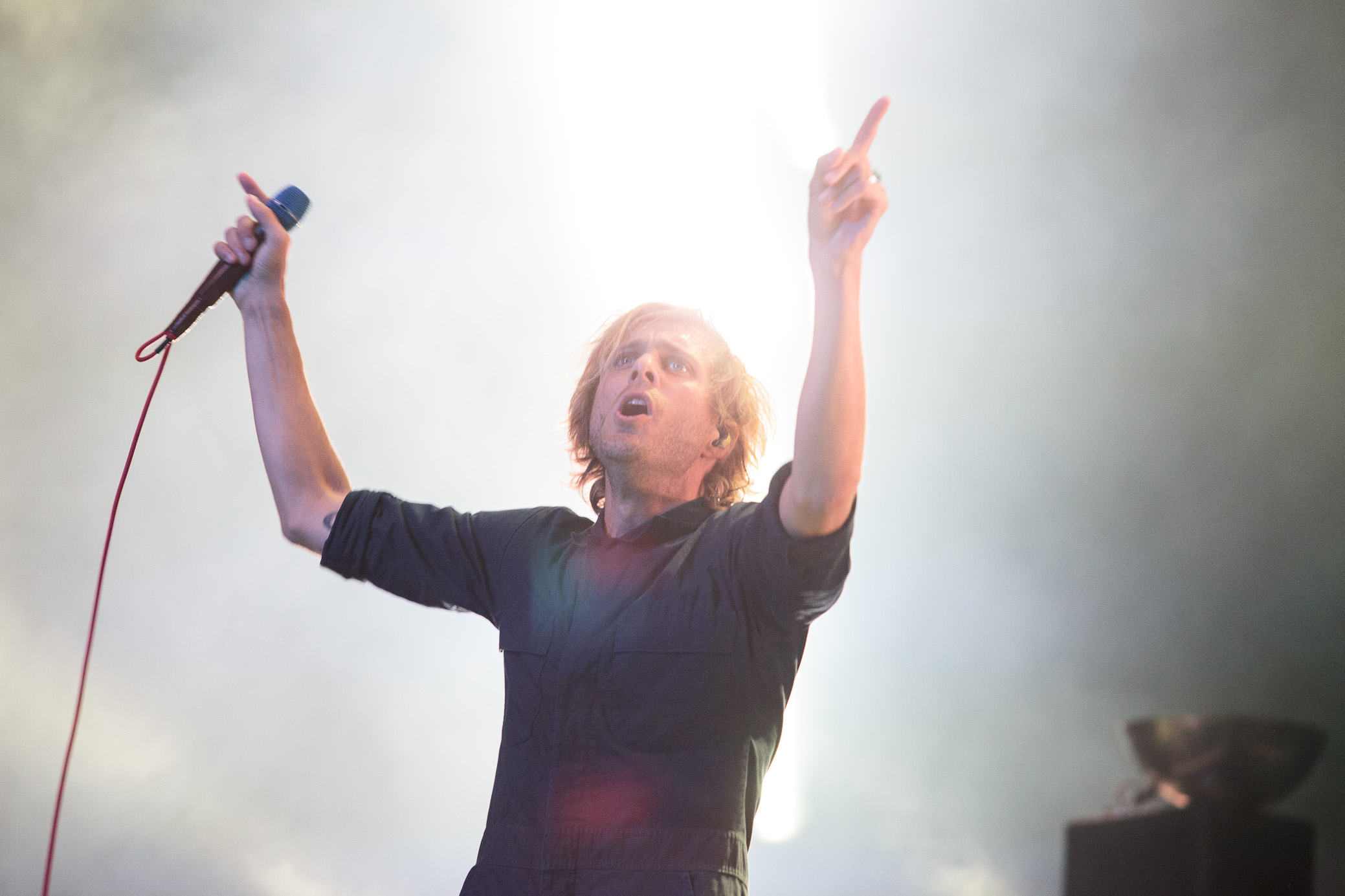 AWOLNation performs at Legacy Arena at The BJCC in Birmingham, Alabama on March 17th, 2016.   (Photo by David A. Smith/DSmithScenes)