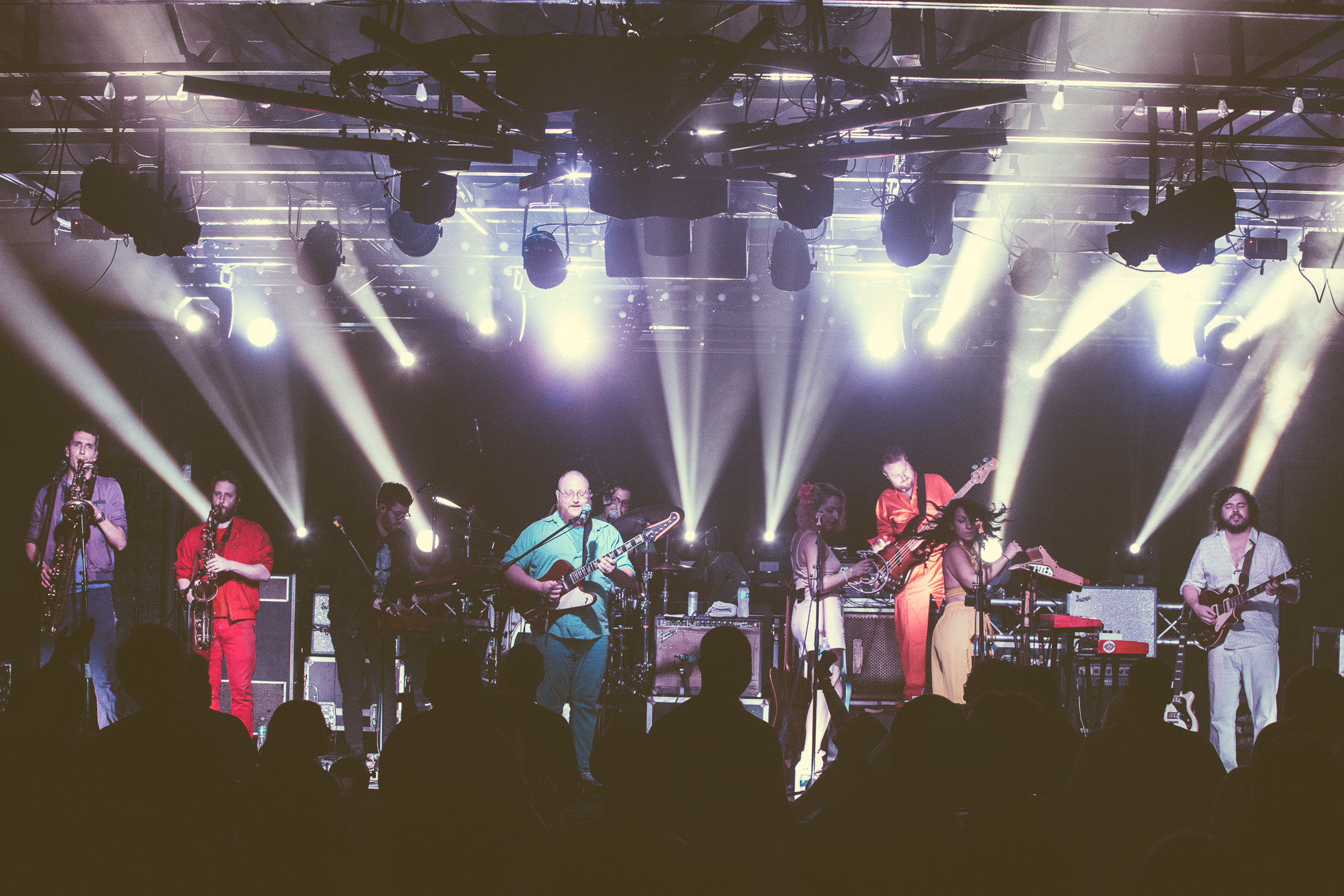 Turkuaz performs in concert at Saturn Birmingham in Birmingham, Alabama on April 27th, 2017. (Photo by David A. Smith/DSmithScenes)
