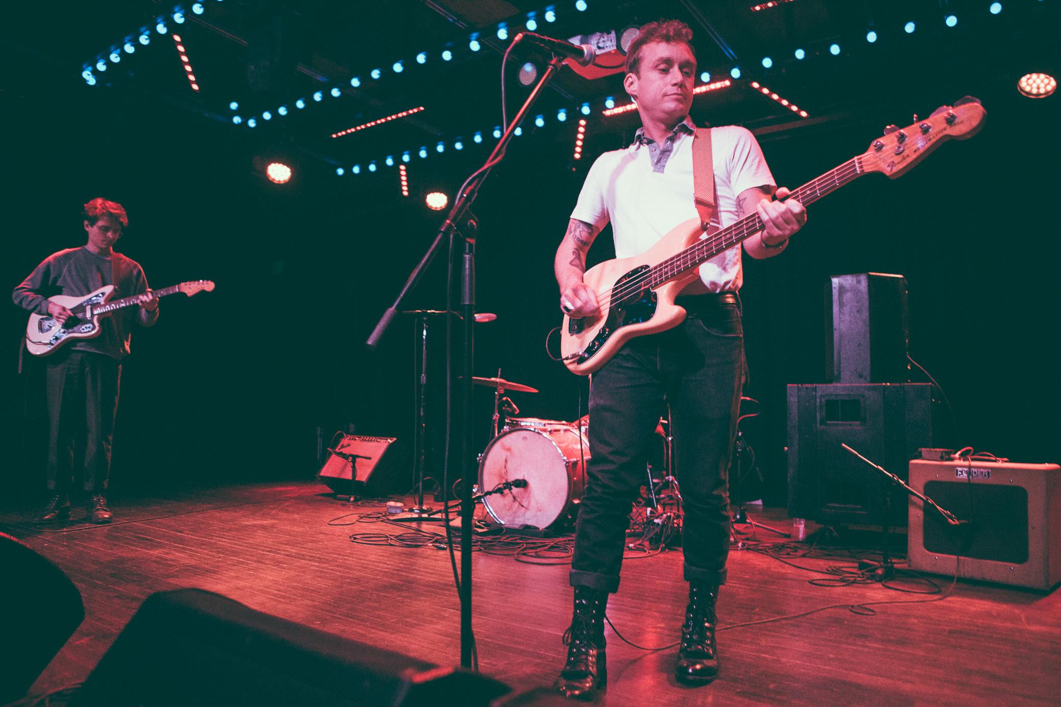 Omni performs in concert at Saturn Birmingham in Birmingham, Alabama on February 16th, 2018. (Photo by David A. Smith/DSmithScenes)