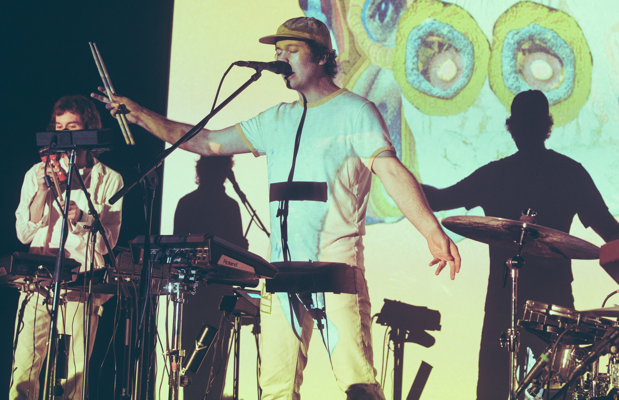 Washed Out performs in concert at Saturn Birmingham in Birmingham, Alabama on February 24th, 2018. (Photo by David A. Smith/DSmithScenes