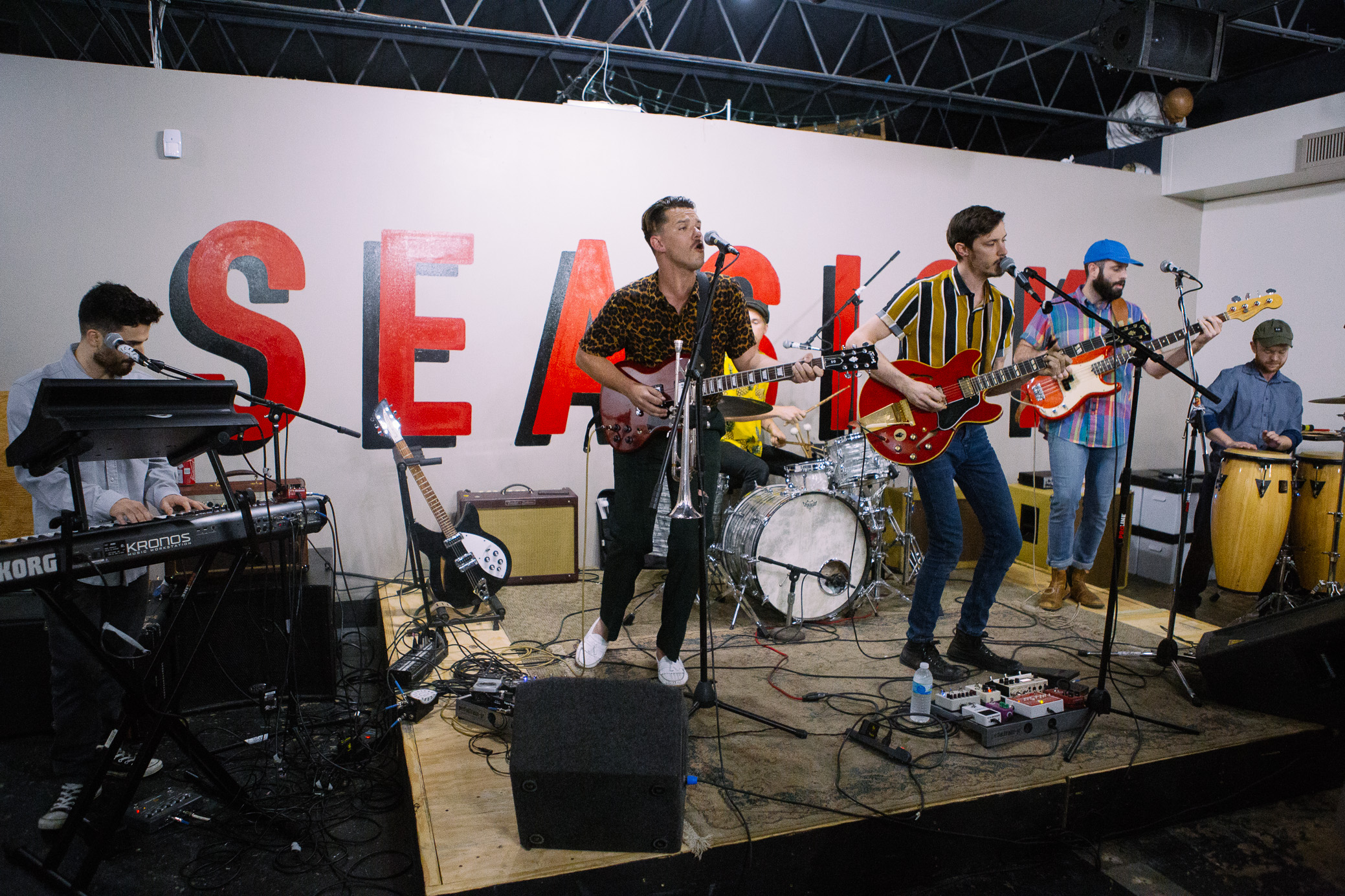 The Brummies at Seasick Records